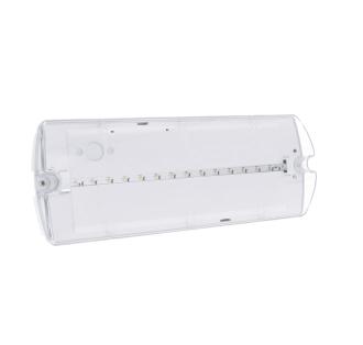 Sicherheitsleuchteleuchte HA Klassische LED-Kunststoffleuchte