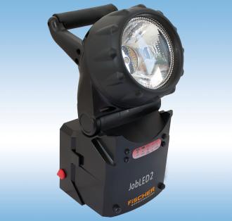 LED-Handscheinwerfer/ JobLED2 mit Notlichtfunktion
