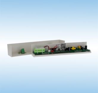 Basisgehäuse mit Autotest2-Elektronik für F1 und S1