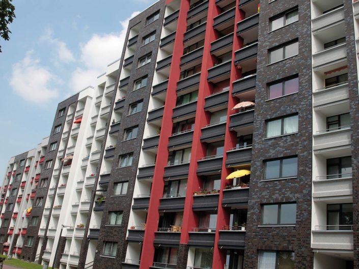 Hochhauskomplex Tornesch