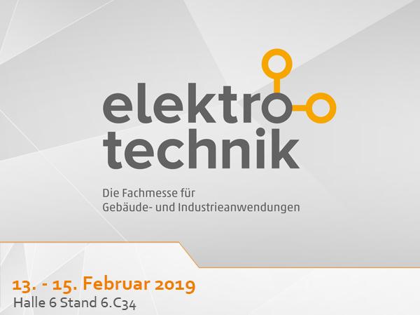 elektrotechnik 2019 Dortmund