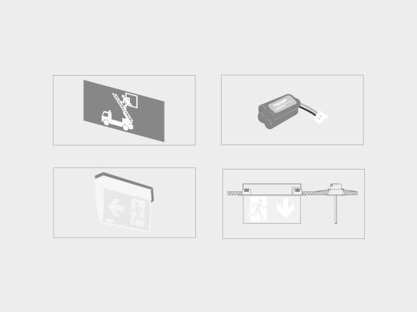 Leuchtenzubehör und Ersatzteile