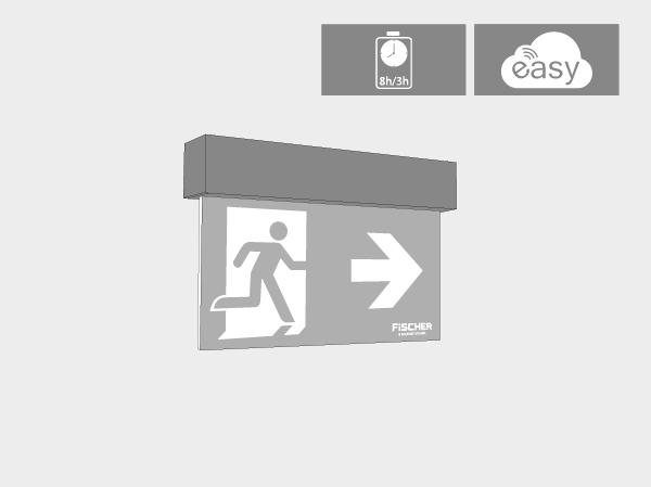 easy-NB Rettungszeichenleuchten