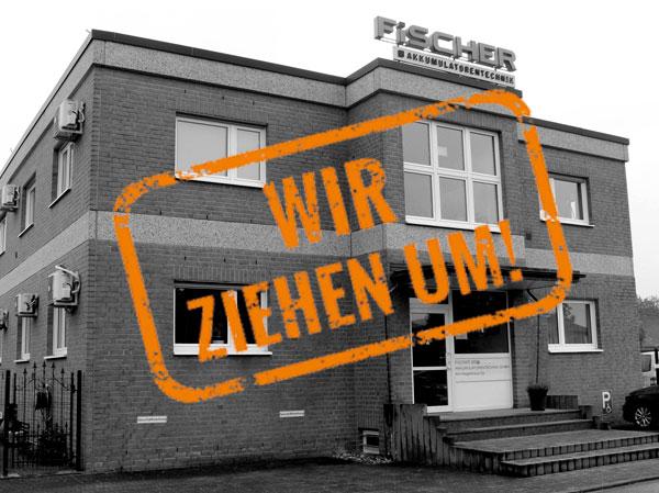 Neues Firmengebäude – Wir ziehen um!