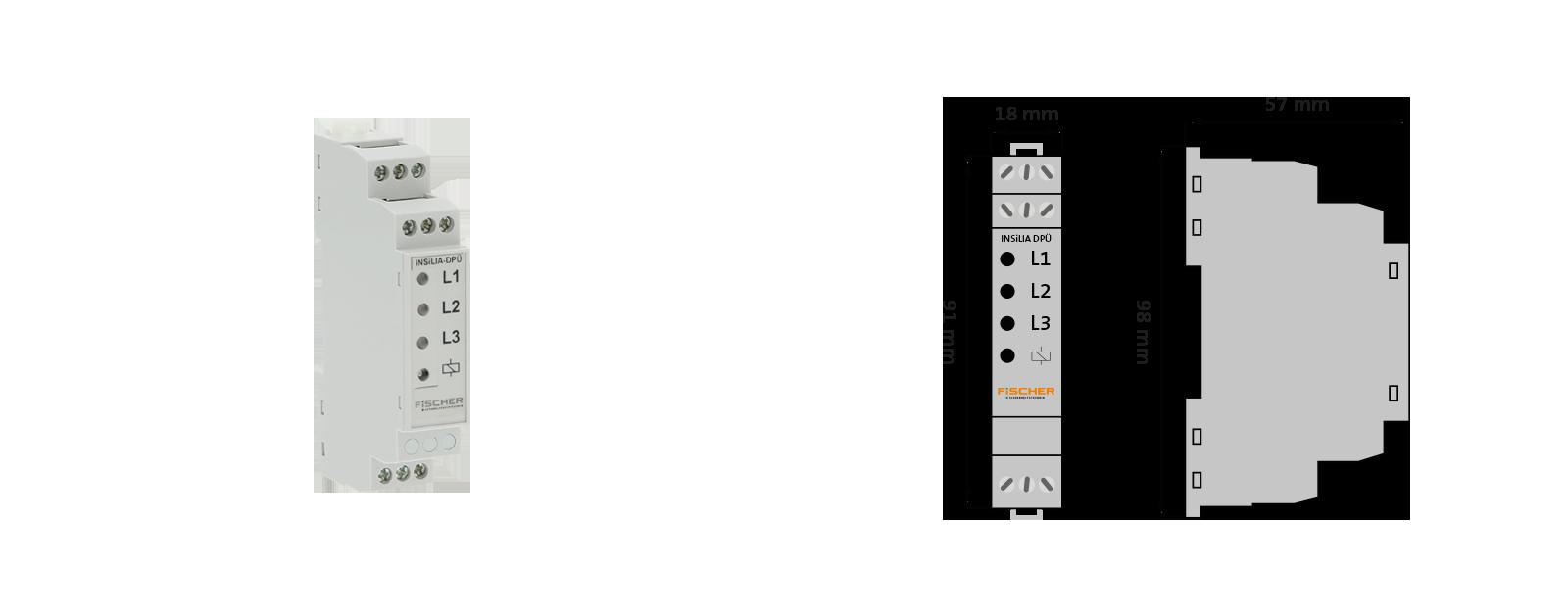 Notbeleuchtung INSiLIA-DPÜ