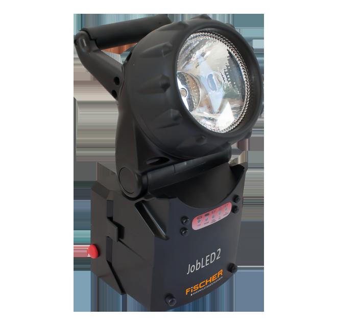 Notbeleuchtung Handlampe Jobled 2 Vollansicht