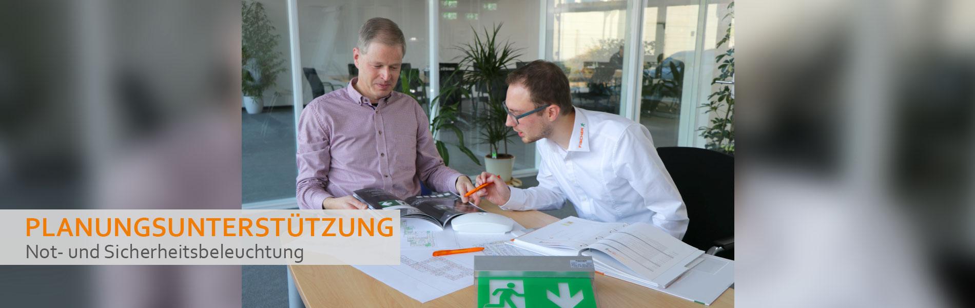 Landingpage Banner Fi-Planungsunterstützung