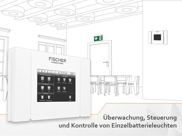 Einzelbatterie-Check-Computer ECC2