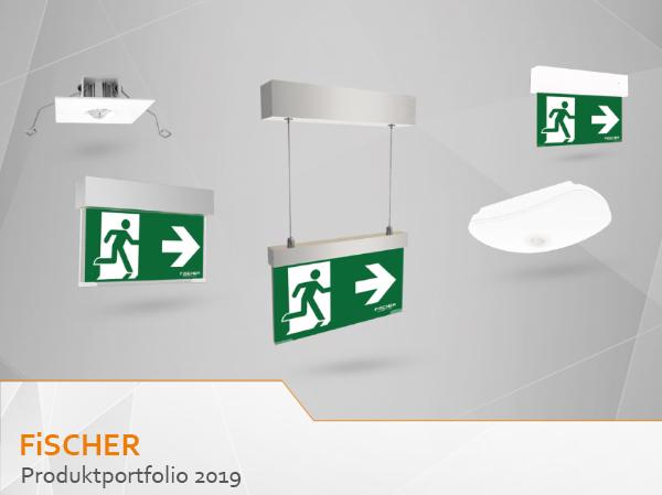 FiSCHER Produktportfolio 2019
